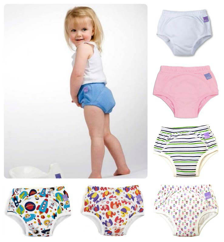 Bambino Mio-Toilet Training-Reusable Training Pants {2-3 years}