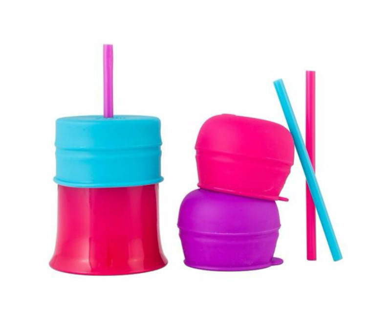 Boon - SNUG Straw and Cup Set