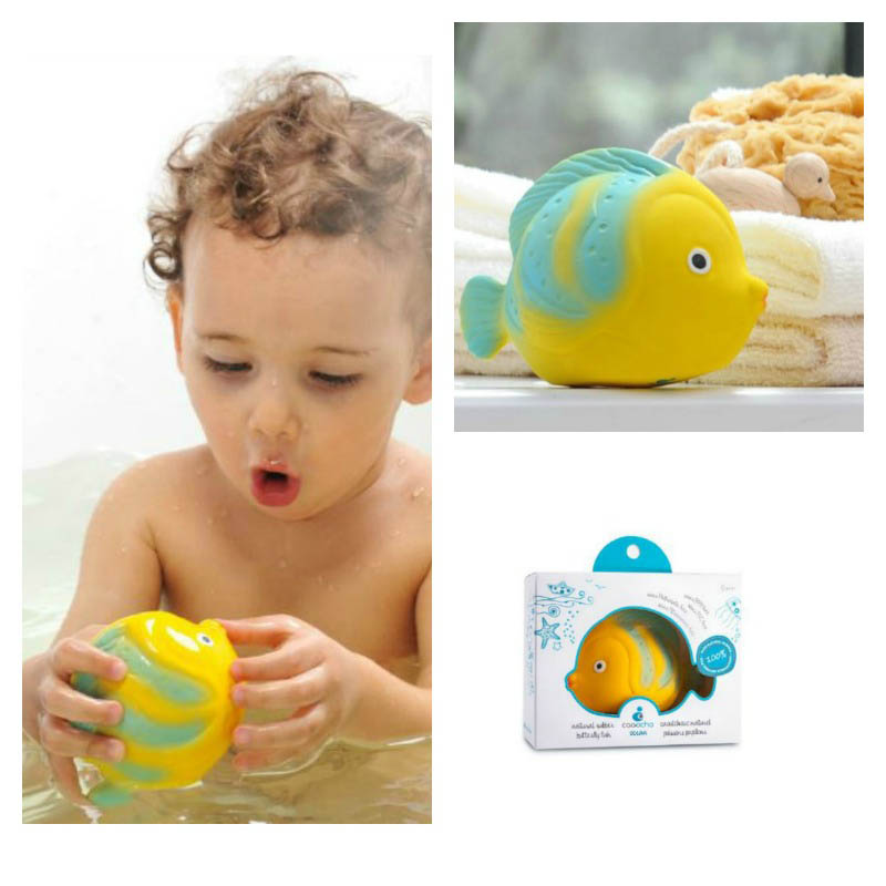CaaOcho-Bath Toys-La the Butterfly Fish