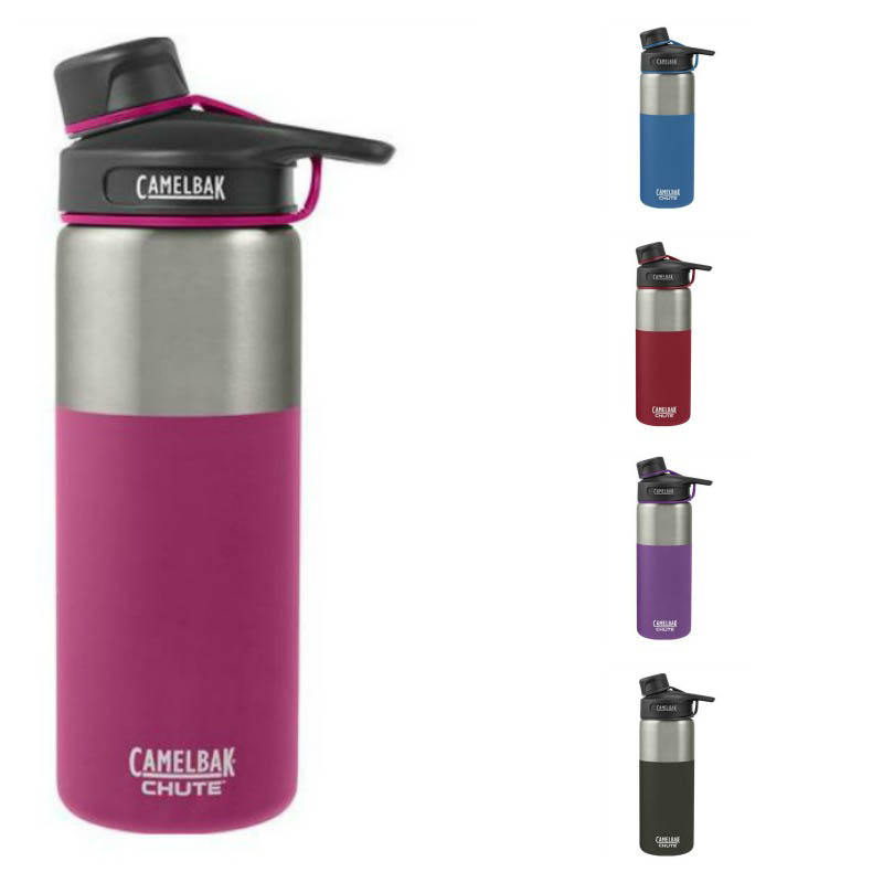 CamelBak CHUTE Vacuum Insulated Stainless Steel Bottle(600ml Hot/Cold)
