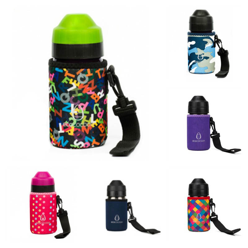 Ecococoon-Kids Drink Bottles Accessories- 350ml Small Cuddlers