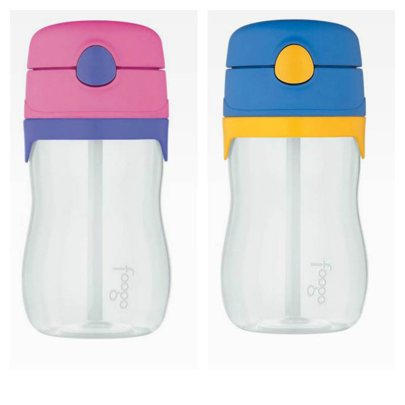 Foogo Thermos 325ml Bottle with Straw (Phase3)