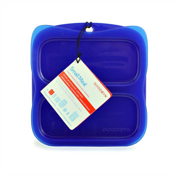 Goodbyn-Kids Lunchboxes- Small Meal Container {Blue}
