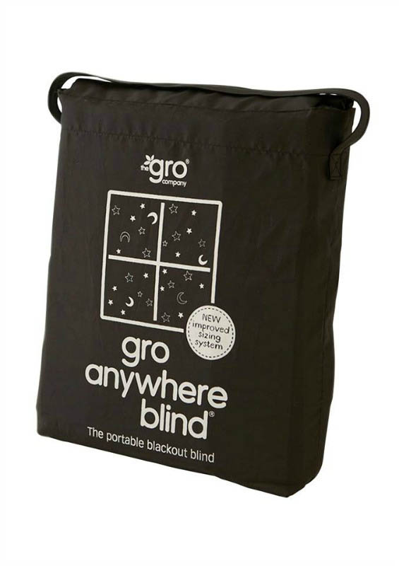 Gro Anywhere Blind - stars and moons