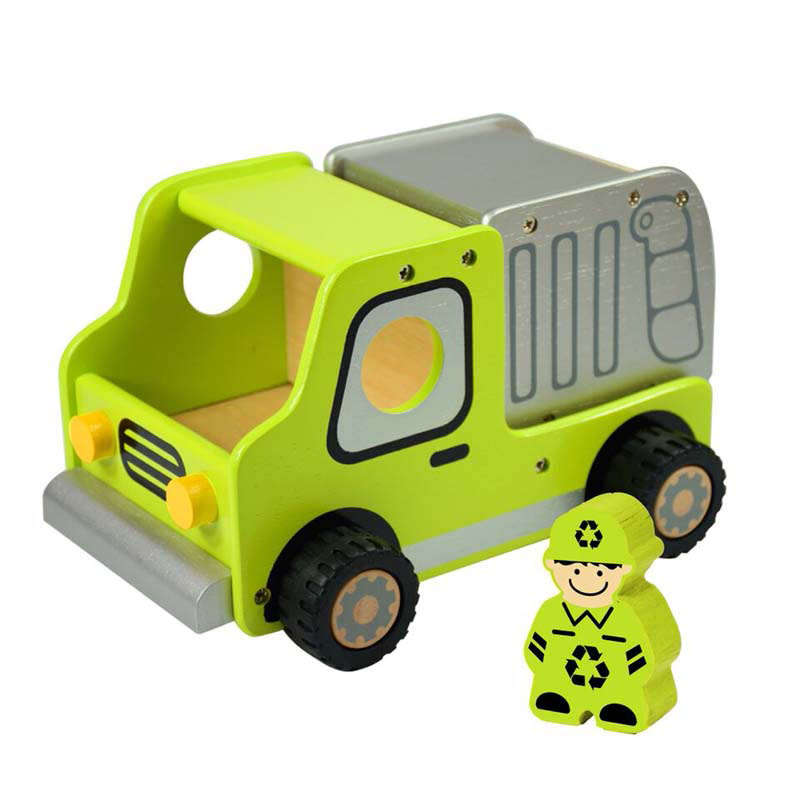 Im Toy Deluxe Garbage Truck