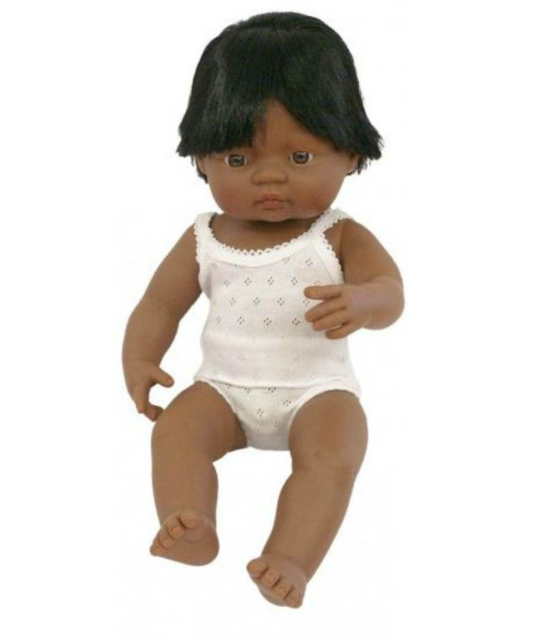 Latin American (Hispanic) Baby Boy Doll