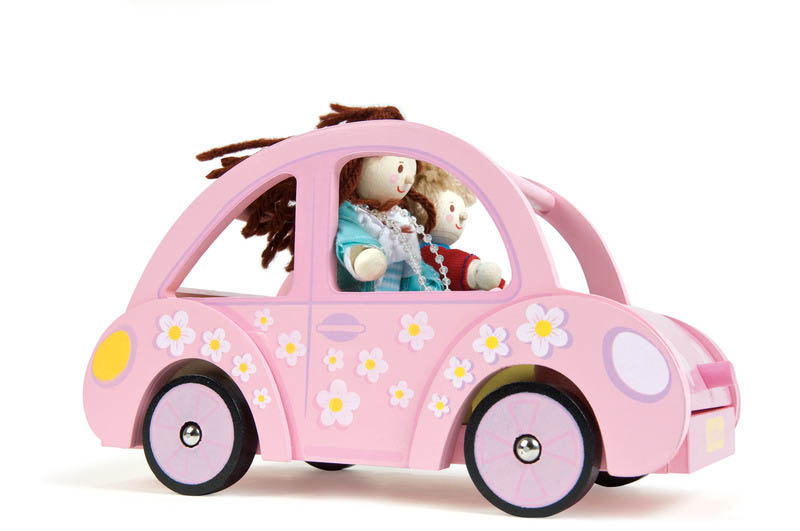 Le Toy Van-Kids Wooden Toys-Sophie Car