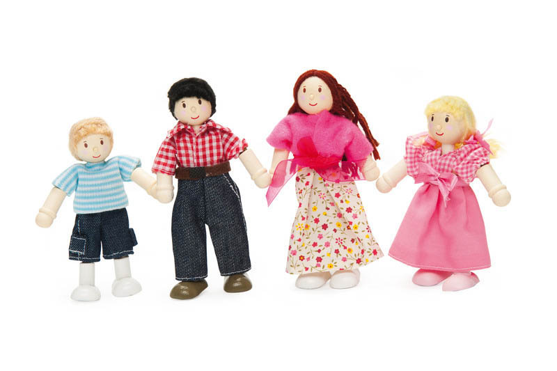 Le Toy Van-Miniature Dolls-My Doll Family
