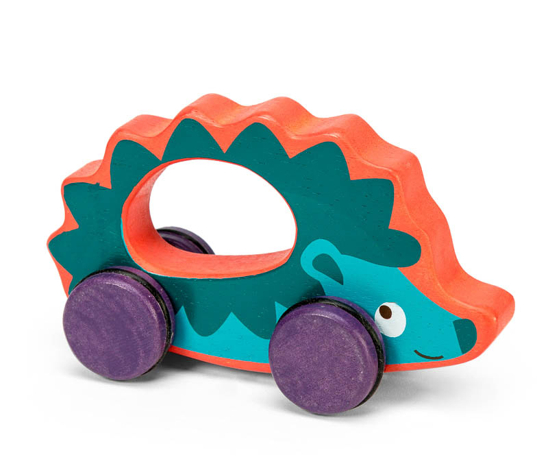 Le Toy Van - Petilou Harrison Hedgehog on Wheels