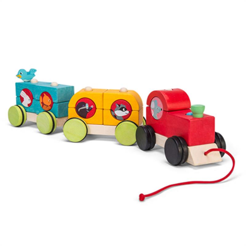 Le Toy Van - Petilou Stacking Train