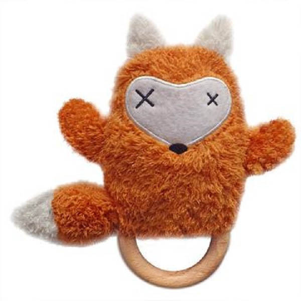 OB Designs Ding a Ring Frank the Fox