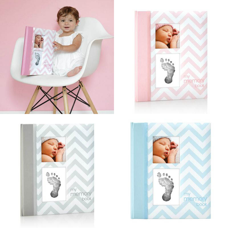 Pear Head Baby Book