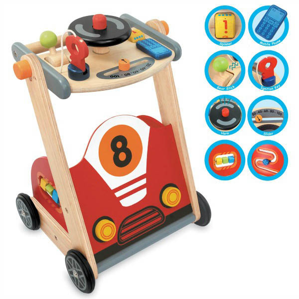 Im Toy- Baby Toys-Racing Car Walker