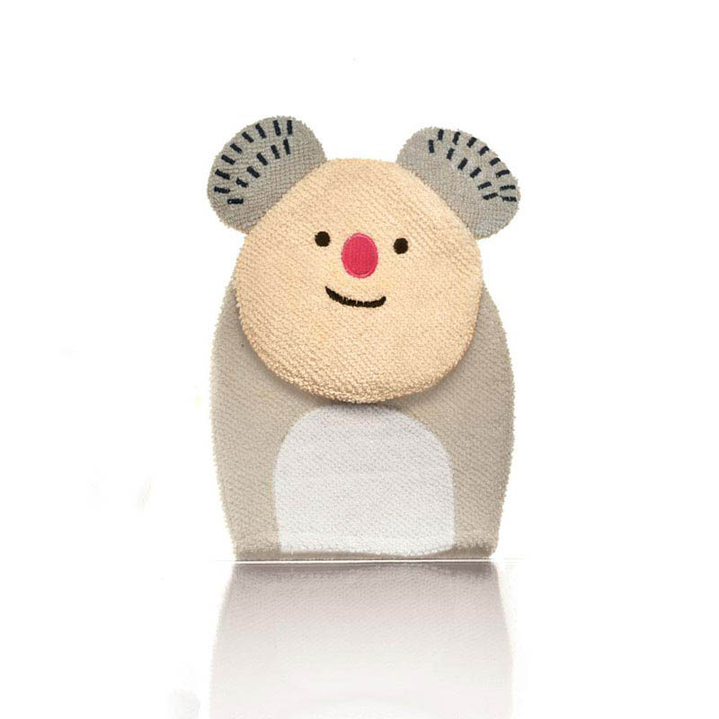 Star & Rose Koala Smitten Bath Mitt