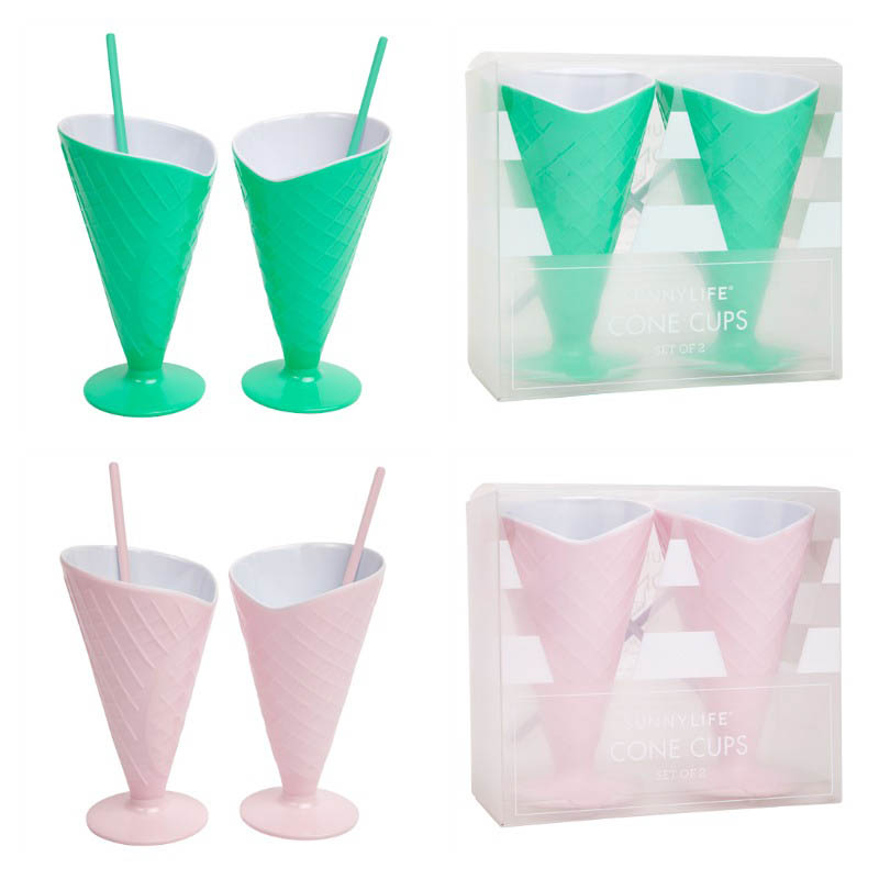 Sunny Life Cone Cup Sets