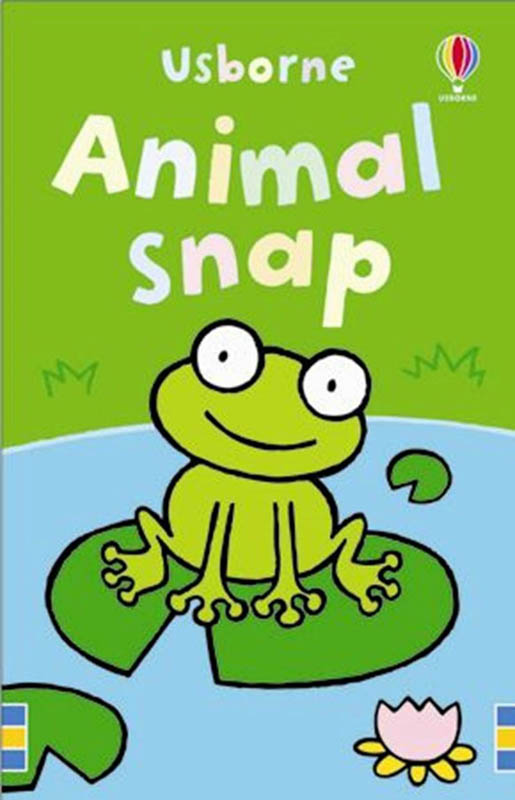 Usborne - Animal Snap Cards