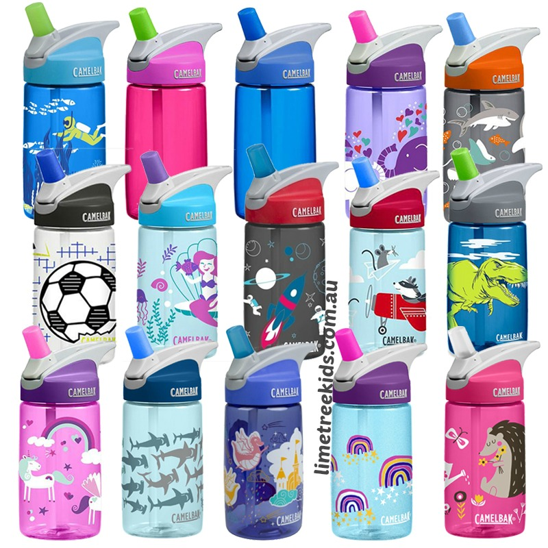 Camelbak Eddy Kids 400ml Drink Bottle