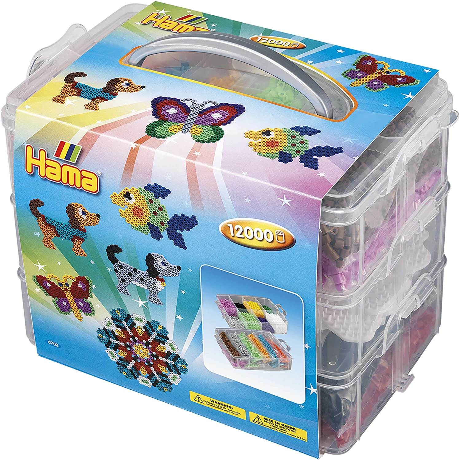 Hama Large Storage Box 12000 Beads