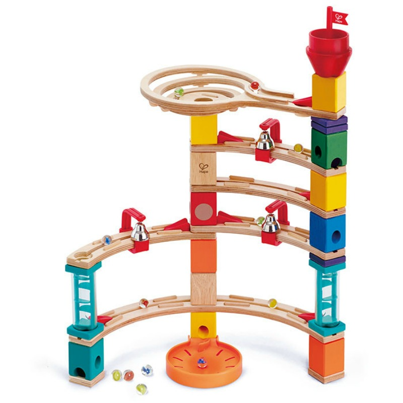 Hape Quadrilla Castle Escape Marble Run