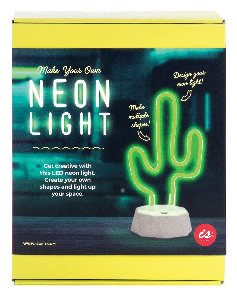 Make your own Neon Light Green