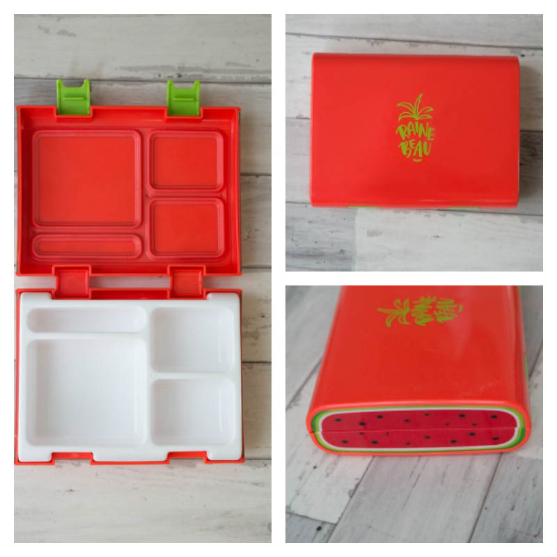 Rainebeau Watermelon Bento Lunchbox