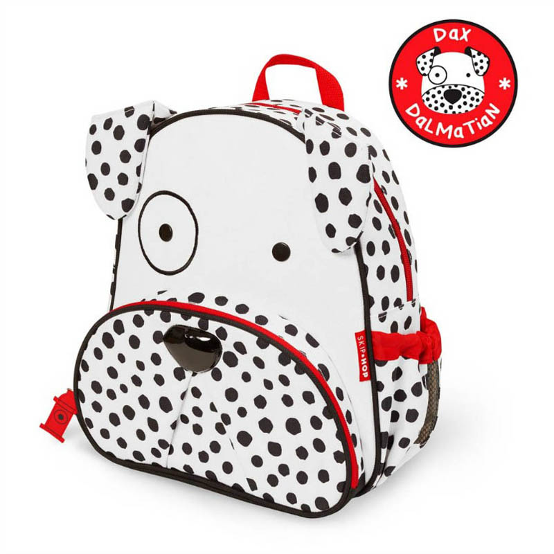 Skip Hop Zoo- Kids Backpacks-Dalmatian Backpack